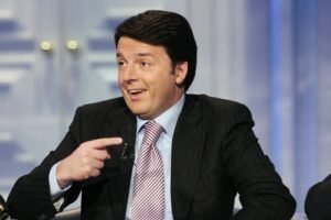 Foto Cosima Scavolini/Lapresse 23-12-2010 Roma Politica Trasmissione Porta a porta Nella foto Matteo Renzi Photo Cosima Scavolini/Lapresse 23-12-2010 Rome Entertainment Tv program Porta a porta In the photo Matteo Renzi