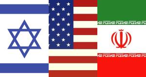 Bandiera-Israele-Stati-Uniti-Iran
