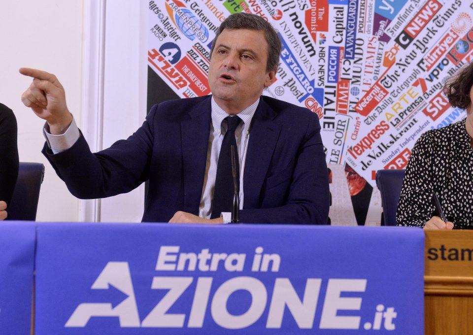 Carlo Calenda presenta Azione
