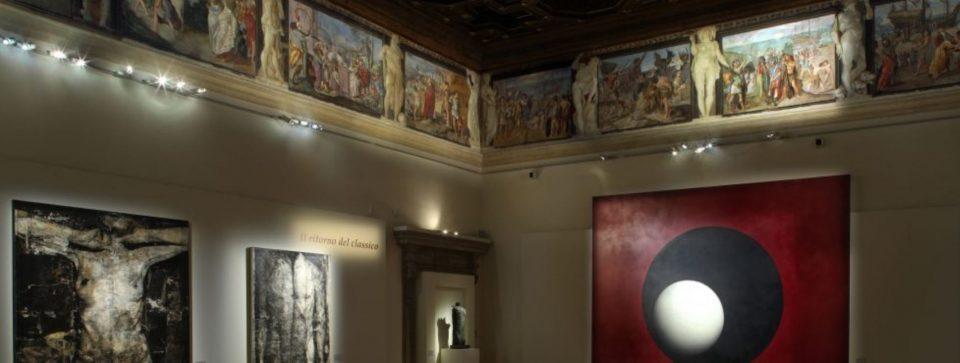 Uno scorcio della bellissima mostra dedicata a Ludovico Carracci.