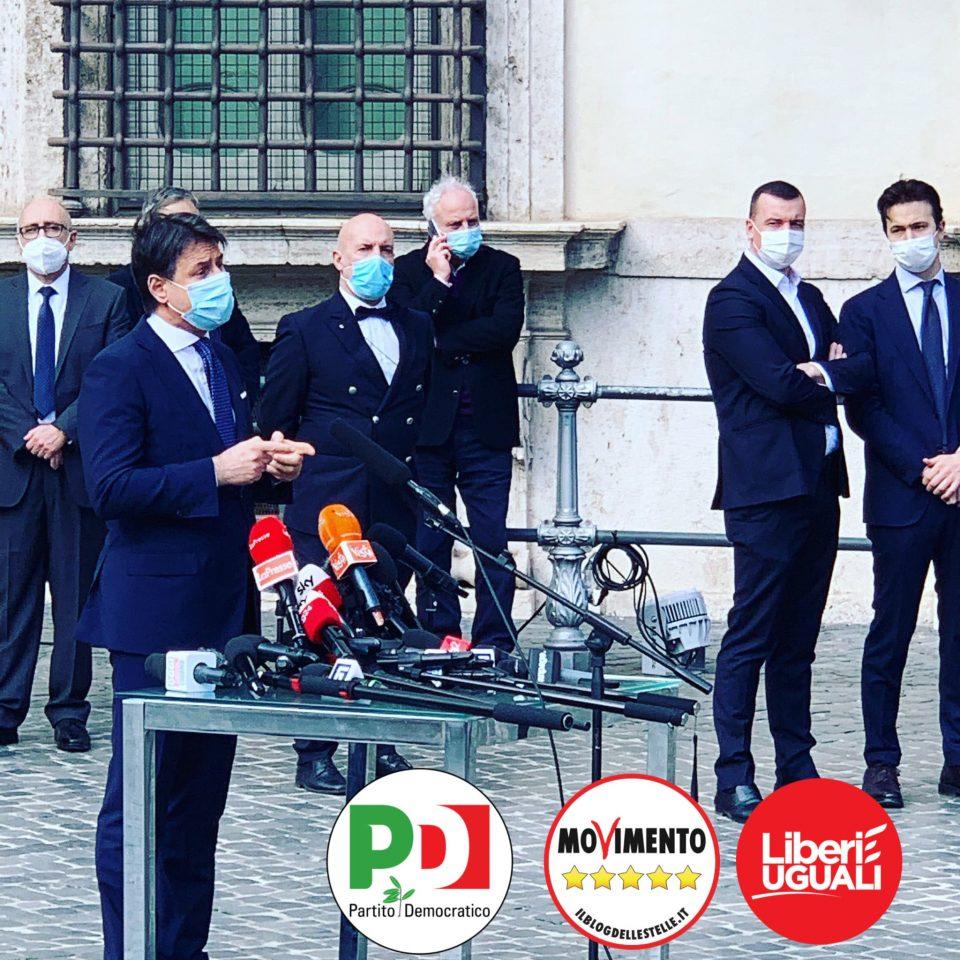 coalizione partito democratico