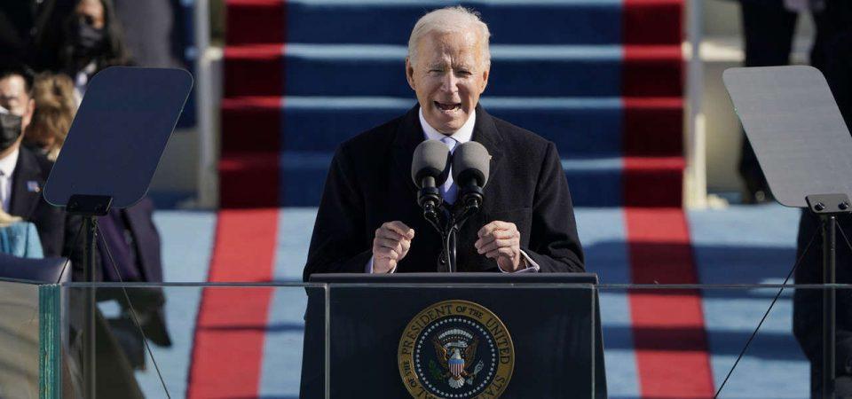 Joe biden e il declino dell'occidente