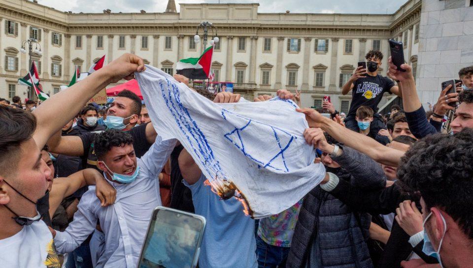 filo-palestinesi occidentali